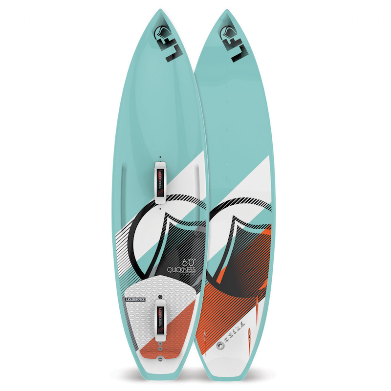 Liquid Force CJ & Quickness Kiteboard