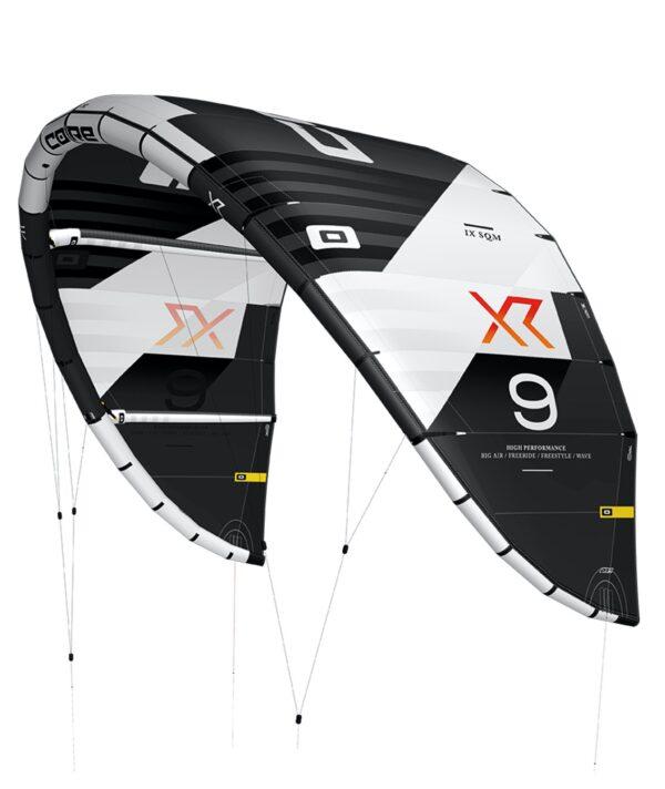 Core XR7 kite online shop tech black