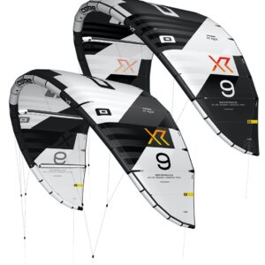Core XR7 kite online shop tech black en bright white